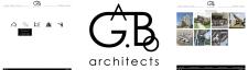 Верстка сайта для архитектурной студии