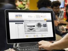 Сайт для компании «Аutoparts»