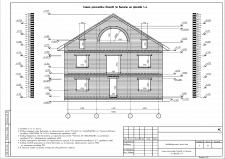 АС. Лист 23. Кладочный фасад 1-4