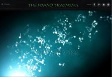 Сайт на музыкальную тематику