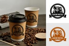 Логотип для сети кофеен RENEGADE ROASTERS