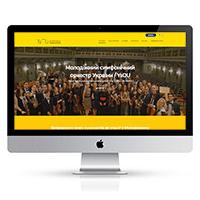 Розробка сайту для ysou.com.ua