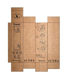 Дизайн упаковки для термокружок