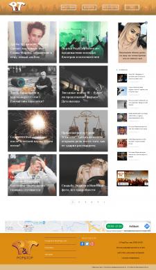 Наполнение сайта на платформе Wordpress