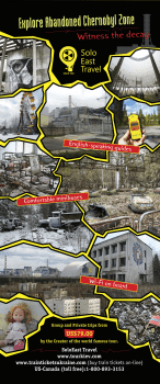 Chernobyl Tour (Roll-Up)