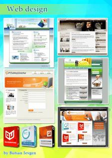 Дизайн soft-a и дизайн сайтов