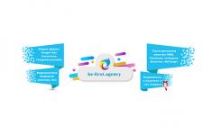 Дизайн обложки для маркетингового агентства