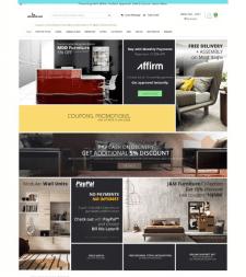 Интернет-магазин мебели Sohomod (США)