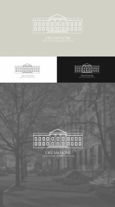 Лого для стартапа по недвижимости