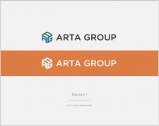 Логотип для компании ArtaGroup
