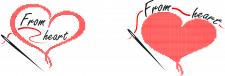 Разработка лого для From Heart