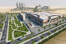 Фабрика по производству автомобильных двигателей