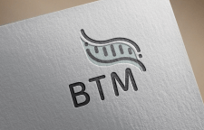 Лого для лаборатории BTM