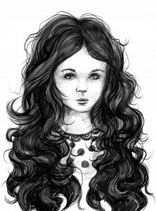 Иллюстрация. Фотошоп + Ваком