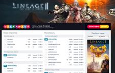 Создание сайта рейтинга игровых серверов