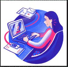 Иконка-иллюстрация на сайт
