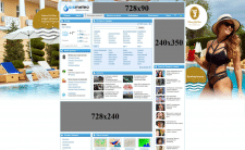 Background для отеля на сайт Gismeteo