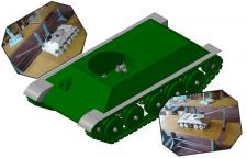Проектування і виготовлення Т-34