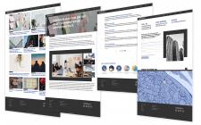 Дизайн сайта Гос. компании