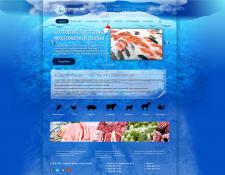Сайт визитка с анимацией и адаптивностью, и картой