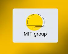 Логотип MIT group