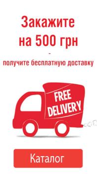 Баннер доставки для магазина Gadgettoria.com.ua