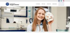 Сайт візитка стоматологічної клініки