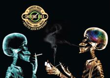 табличка в место для курения