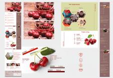 Landing Page,  CherryRed