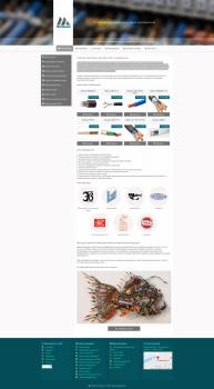 Сайт компании «МетАльянс»