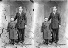 Обработка старой фотографии
