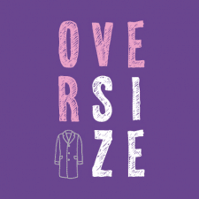 Логотип OVERSIZE