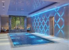 Гостиница бассейн