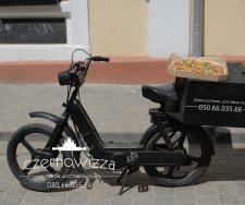 CZERNOWIZZA служба доставка піци
