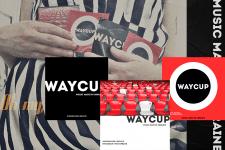 Стикеры для муз. группы WAYCUP