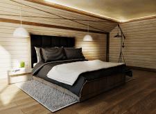 Дизайн спальни в отеле