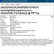 Редактирование любых свойств шрифта заказчика