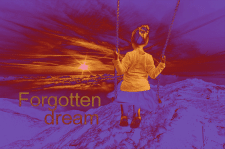 Forgotten dream