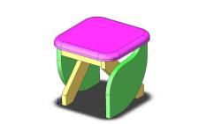 Дитячі ігрові меблі