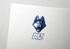 "Логотип букмекерской конторы ""BetPro"""
