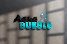 Логотип Aqua Bubble
