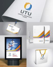 Брендбук для Союза Тхеквондо Украины