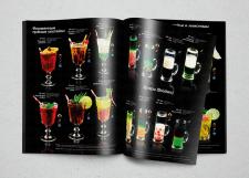Редизайн бар-меню