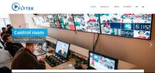 """Сайт компании """"Flytek"""""""