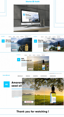 Siberian Health | Website