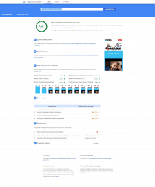 Поднятие рейтинга Google Page speed для мобильного