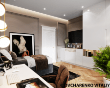 APARTMENT IN KYIV