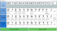 Классификатор рукописных цифр (алгоритмы AIS)