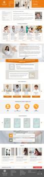 Разработка сайта для Медицинского Центра Femina
