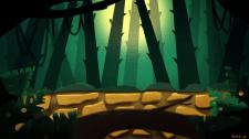 Фон (джунгли)